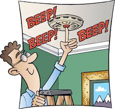 smoke alarm test - M & E Electrical